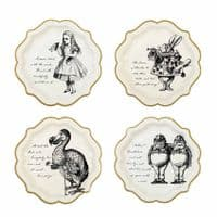 Truly Alice Plates
